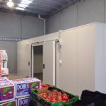 Fruit & Veg coolroom