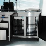 Marine Flybridge Kitchen