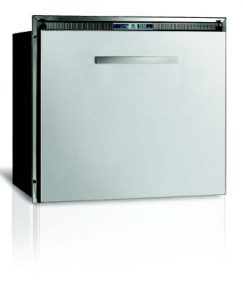 DW100 95L drawer fridge or freezer stainless steel